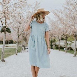 Roolee Dublin Pocket Dress